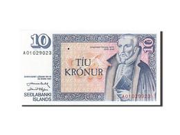 Iceland, 10 Kronur, 1981-1986, KM:48a, 1981, NEUF - IJsland