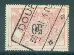 """BELGIE - OBP Nr TR 21 - Cachet  """"DOUR"""" - (ref. AD-4330) - 1895-1913"""