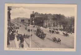 AK Russland St Petersbourg 1917-11-?? Perspective De Newaki Foto EGSIS#13 - Russie