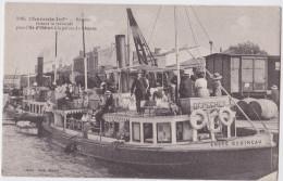 ÎLE D´OLERON - Bateaux Faisant La Traversée à La Pointe Du Chapus - Ile D'Oléron