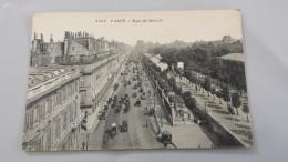 75 PARIS, Rue De Rivoli, Animée, 1915 - Arrondissement: 01
