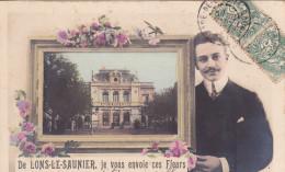 De LONS LE SAUNIER Je Vous Envoie Ces Fleurs - Lons Le Saunier