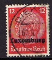 Luxemburg 1940 Mi 7, Gestempelt [130516VII] - Besetzungen 1938-45