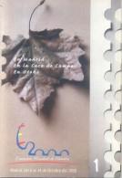 EXPOSICION MUNDIAL DE FILATELIA MADRID OCTUBRE 2000 EN LA CASA DE CAMPO EN OTOÑO  88 PAGINAS A COLORES RARISIME - Exposiciones Filatélicas