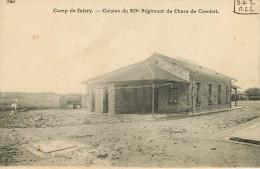 Dép 78 - Militaria - Camps - Régiments - Versailles - Camp De Satory - Cuisine Du 503ème Régiment De Chars De Combat - Versailles