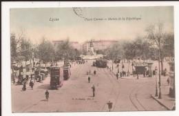 Lyon : Place Carnot - Lyon