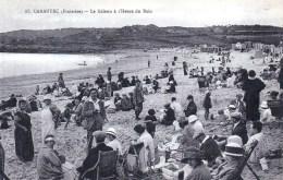 29 - Carantec ( Finistere )  Le Kelenn A L Heure Du Bain - Carantec