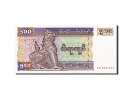Myanmar, 500 Kyats, 1991-1998, KM:76b, Undated (1994), NEUF - Myanmar