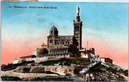 13 MARSEILLE - Notre Dame De La Garde. - Marseille