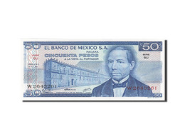 Mexique, 50 Pesos, 1969-1974, KM:65a, 1973-07-18, NEUF - Mexique