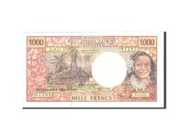 Tahiti, 1000 Francs, 1985, Undated, KM:27d, TTB - Billetes