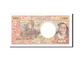 Tahiti, 1000 Francs, 1985, Undated, KM:27d, TTB - Banknotes