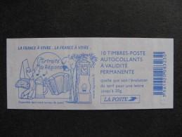 TB Carnet  3744 - C4, Neuf XX. - Usage Courant
