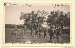 Guerra Di Grecia 1941 Militari Italiani - Guerre, Militaire