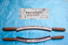 Vieux Outils:    Couteau à Délainer - Sonstige