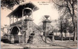 59 LILLE - Pont Napoléon - Lille