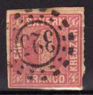 Bayern Mi 3, Gestempelt [130516VII] - Bavière