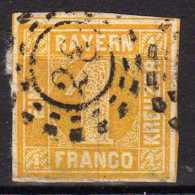 Bayern Mi 8, Gestempelt [130516VII] - Bavière
