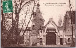 94 VILLENEUVE SAINT GEORGES - Porte D'entrée Du Moulin De Senlis. - Villeneuve Saint Georges