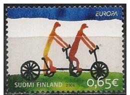 Finlandia/Finland/Finlande: Ciclisti In Tandem, Cyclistes En Tandem, Cyclists In Tandem - 2006