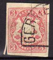 Bayern Mi 15, Gestempelt [130516VII] - Bavière