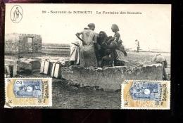 BTPYS Djibouti La Fontaine De Somalis - Gibuti