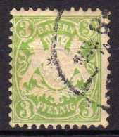 Bayern Mi 37, Gestempelt [130516VII] - Bavière
