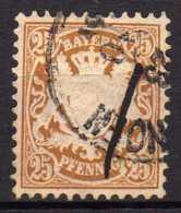 Bayern Mi 41, Gestempelt [130516VII] - Bavière