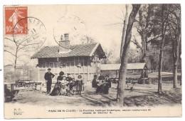 CPA Parc De Saint Cloud 92 Hauts De Seine Pavillon Rustique Ancien Relais De Chasse De Charles X édit FF - Saint Cloud