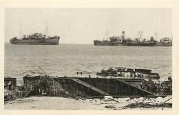 - Depts Divers -FF794- Calvados - Asnelles - Saint Come De Fresne -port De Debarquement - Landing Troops Port - - France