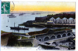 Brest (Finistère)   Rade Et Le Goulet - Brest