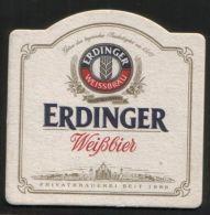 BIERDECKEL / BEER MAT / SOUS-BOCK : Erdinger Weißbier - Sous-bocks