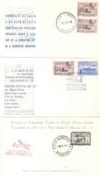 ANTARTIC PIONEERS L'ARGENTINE HOMMAGES HOMENAJES HOMAGES PIONEERS ANTARCTIQUES RARE COMPOSITION ENVELOPPES - Postzegels