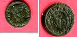 JULIEN II   AE4   SISCIA  ( C 13 RIC366)  TB 18 - 8. La Fin De L'Empire (363-476)