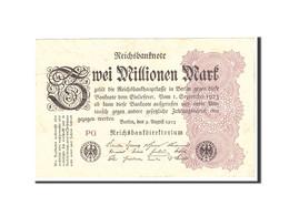 Allemagne, 2 Millionen Mark, 1923, KM:104c, 1923-08-09, TTB - [ 3] 1918-1933 : República De Weimar
