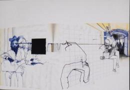 C.P. M. - Pub. Pour Exposition De Christophe - Espace Ecureuil à Marseille - En Très Bon Etat - - Publicité