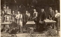 TINCHEBRAY  - Métier Du Bois Atelier De Mr Leconte, Grande Rue - Otros Municipios