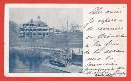 CPA États Unis - Post Card - Portland - Rivertown Park - Portland