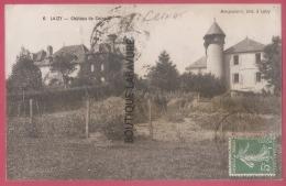 71 -LAIZY--Chateau De Cernat-- - France