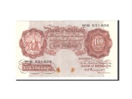 Grande-Bretagne, 10 Shillings, 1948-1960, KM:368a, Undated, TTB - …-1952 : Before Elizabeth II