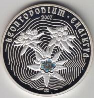 """@Y@   KAZAKHSTAN 500 TENGE 2007 """"EDELWEISS"""" PROOF - Kasachstan"""