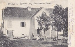 Varazdinske Toplice Varazdin Toplitz Spa Bath Tonimir 1906 - Croatia