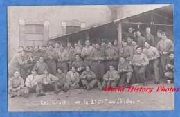 CPA Photo - Caserne à Situer - Portrait De Militaire D'un Régiment De Char De Combat - 505e RCC ? - 2e Cie - Militaria