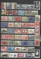 2540-LOTE SELLOS DINAMARCA SIN TASAR  DIFERENTES SIN TASAR,CON 1 O 2 AMORTIZA.CON 1 O 2 SELLOS YA TIENE AMORTIZADO - Lotes & Colecciones