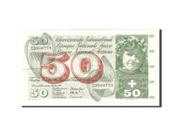 Suisse, 50 Franken, 1967, KM:48g, 1967-06-30, TTB - Suisse