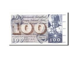 Suisse, 100 Franken, 1973, KM:49o, 1973-03-07, SUP - Switzerland
