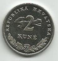 Croatia 2 Kune 2011. - Croatia
