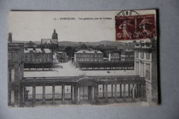 COMPIEGNE (OISE), Vue Générale Prise Du Château - Compiegne