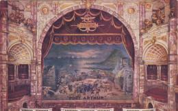 TUCK; LONDON, England, United Kingdom; Coliseum Interior, Port Arthur, 00-10s - Isle Of Man