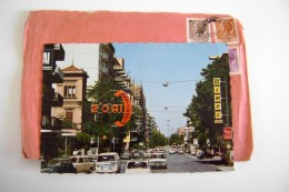 PALERMO  AUTO  CAR Matching Envelope Radio Operator Will Be Sent Everything You See In The Picture  Radio Amateurs   QSL - Radio Amateur